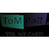 tompar logo for portfolio