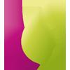 urada salon logo for portfolio